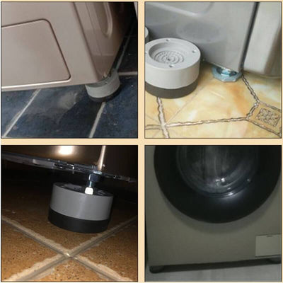 WashSafe™ - Anti-vibration pads