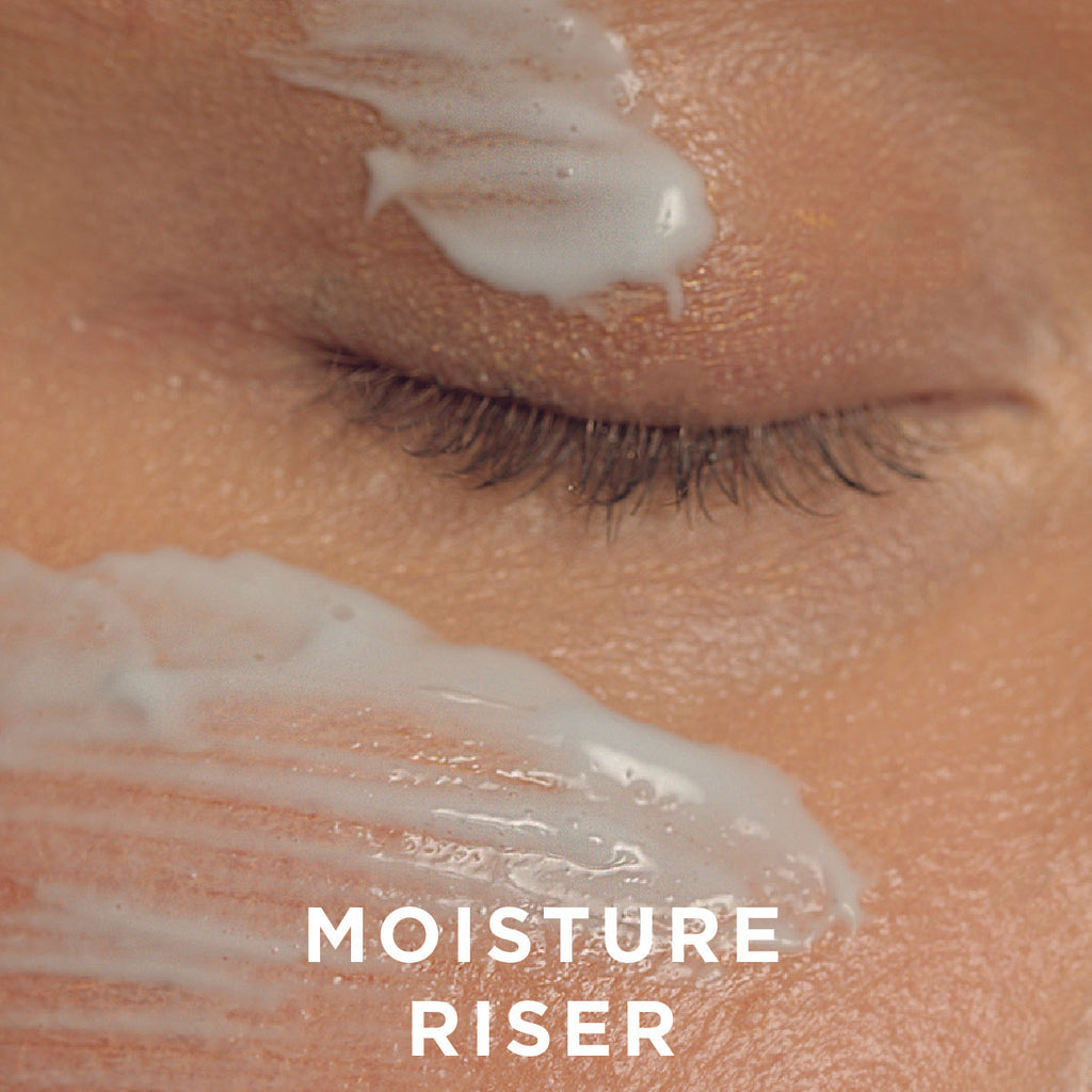Moisture Riser Cream_swatch lifestyle