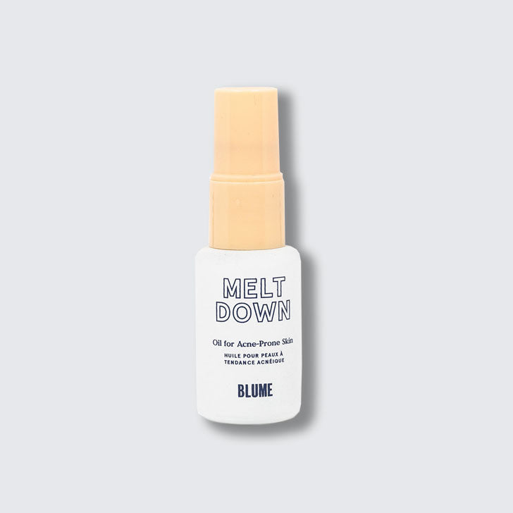 Meltdown Acne Oil
