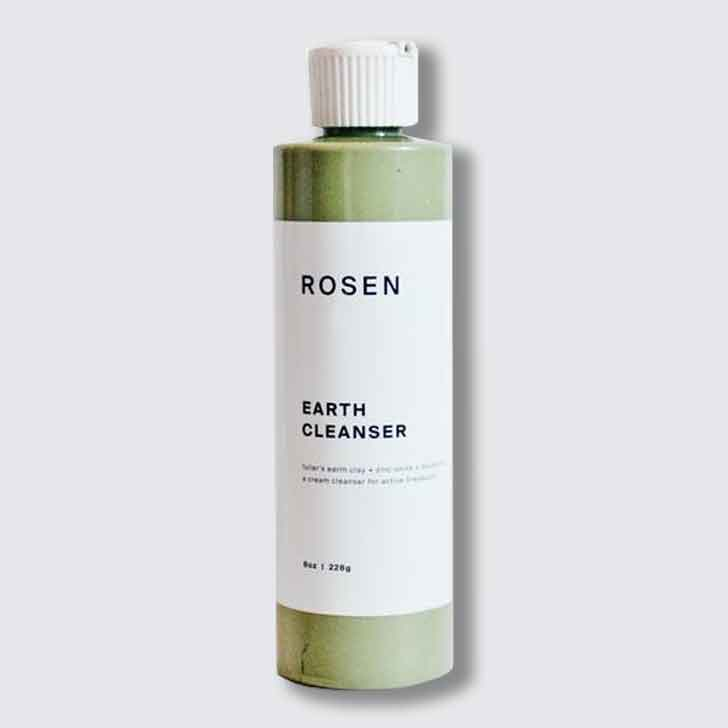Earth Cleanser for Acne Prone Skin