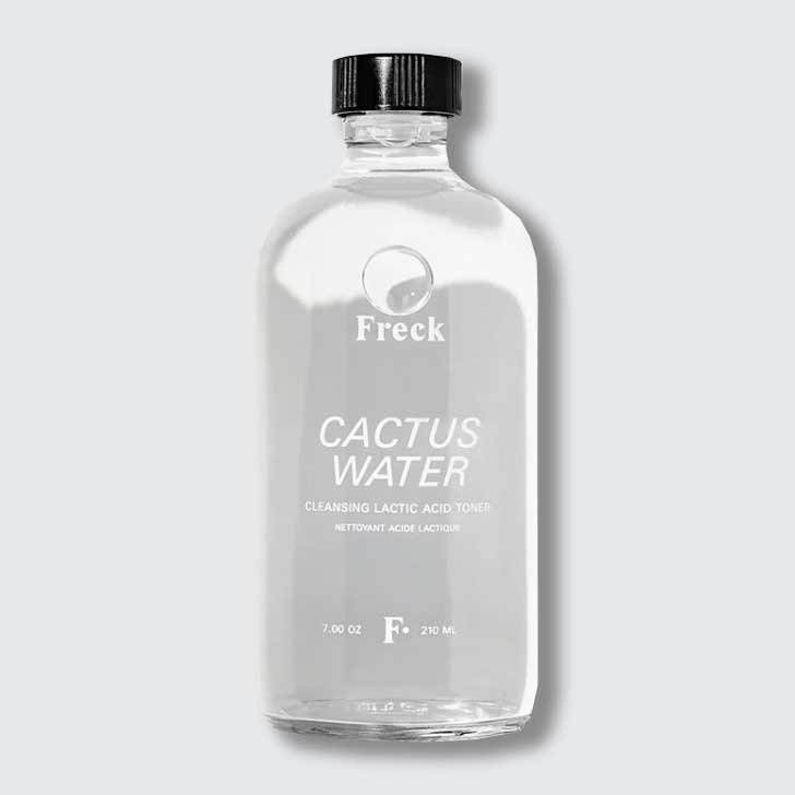 Cactus Water Cleansing Lactic Acid Toner
