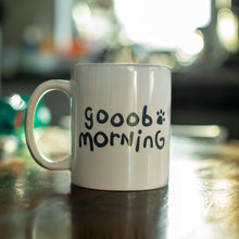 Load image into Gallery viewer, Gooooob Morning Mug