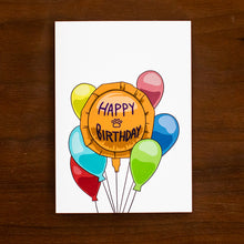 Load image into Gallery viewer, Birthday Card