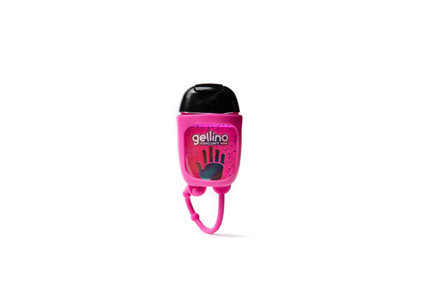 GELLINO ANTIBACTERIAL MADE IN ITALY FUXIA