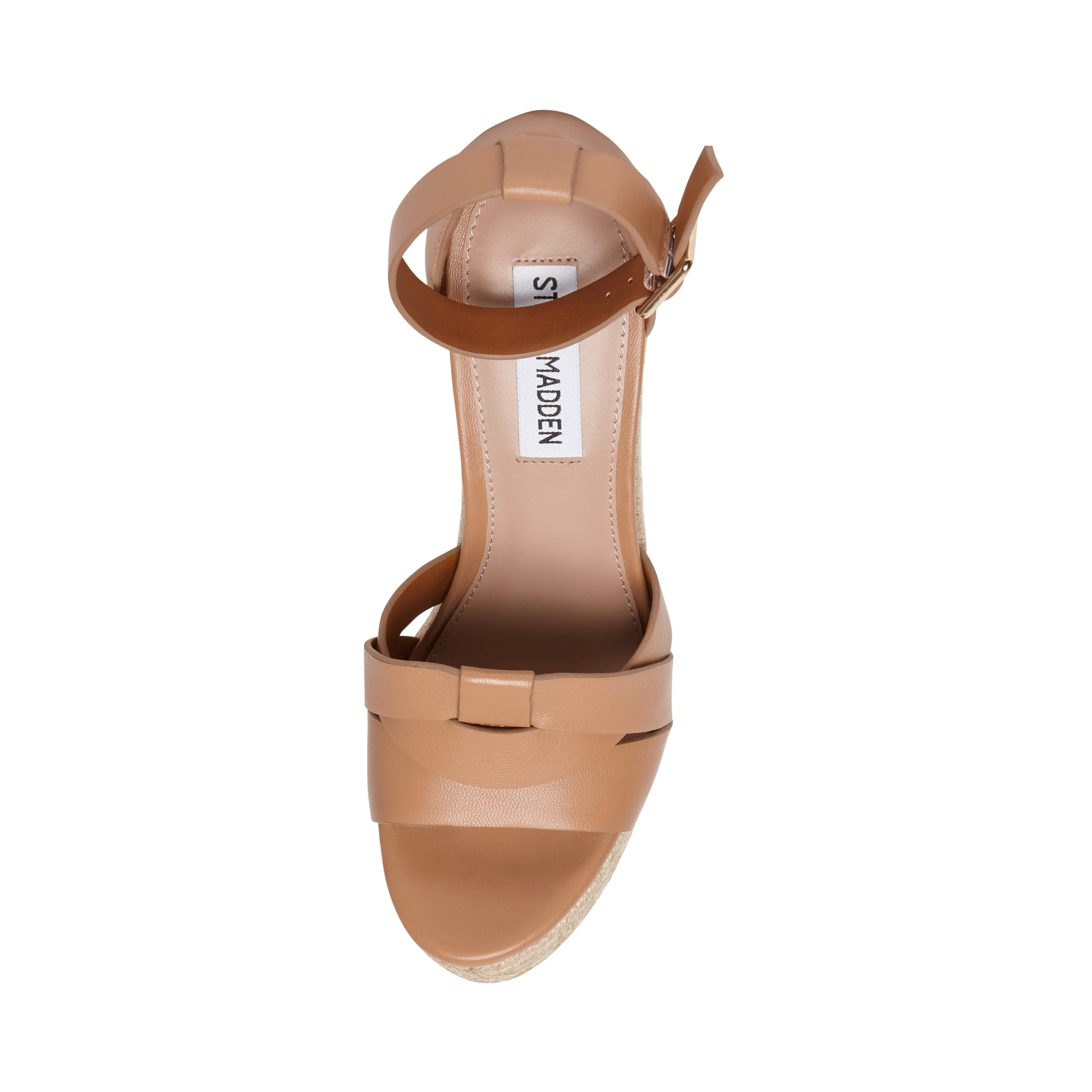 STEVE MADDEN SIVIAN	CAMEL LEATHER