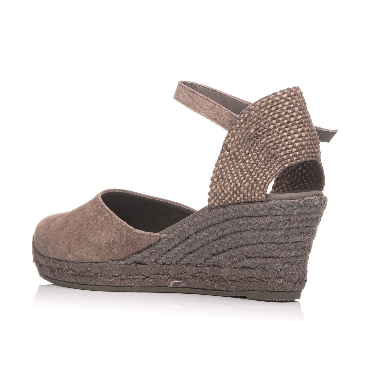PASEART TAUPE ESPADRILLES
