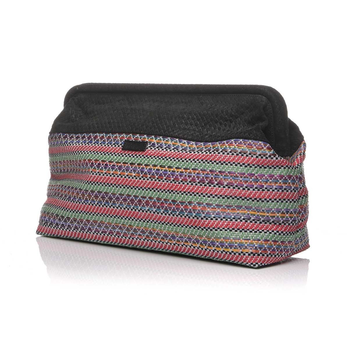 BJOY CLUTCH BAG MULTI