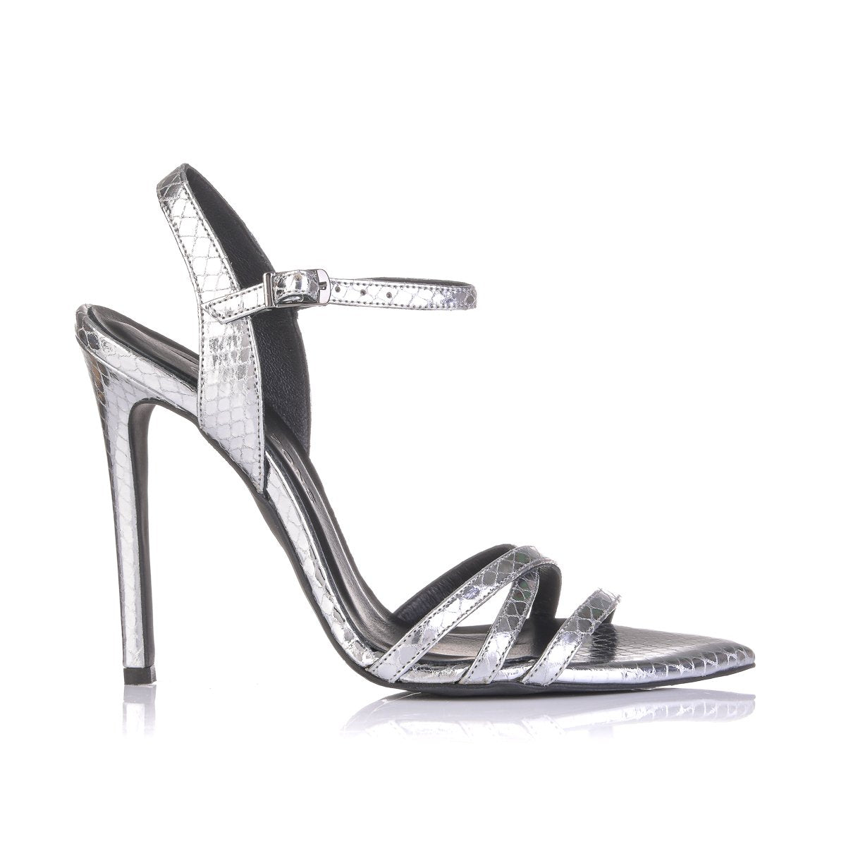 GLAMAZONS MUSE SILVER