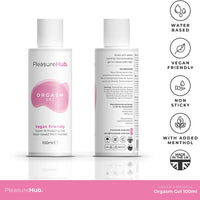 PleasureHub Orgasm Gel 100ml