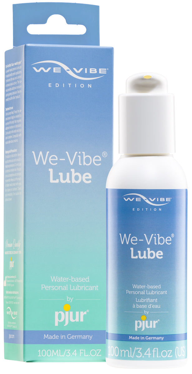 We-Vibe Lube by Pjur - 100ml Bottle