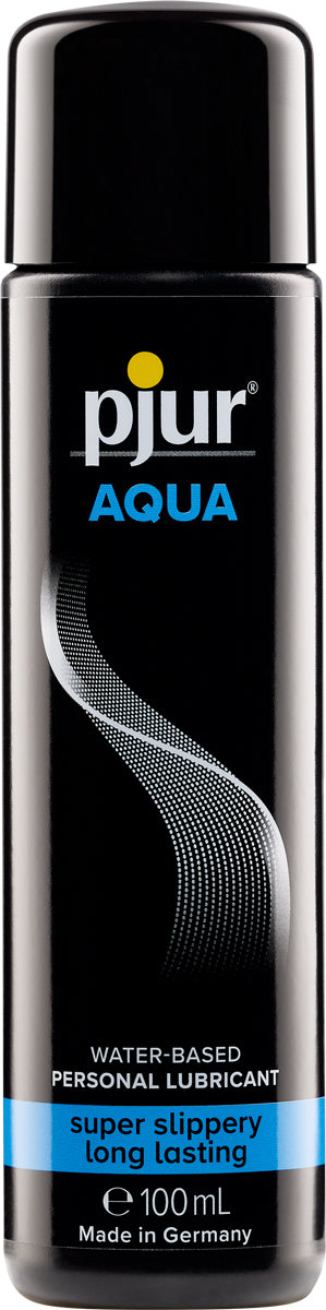 Pjur Aqua Lubricant - 100ml Bottle