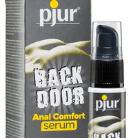 Pjur Back Door Anal Comfort Serum - 20ml Pump Bottle