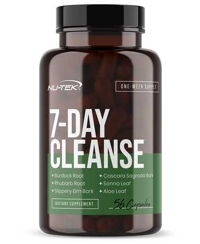 Nu-Tek - 7 Day Cleanse - 56 Caps