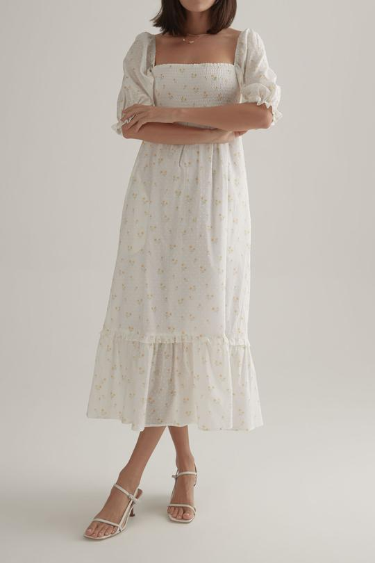 CLEMENTINE DRESS DAISY CHAIN