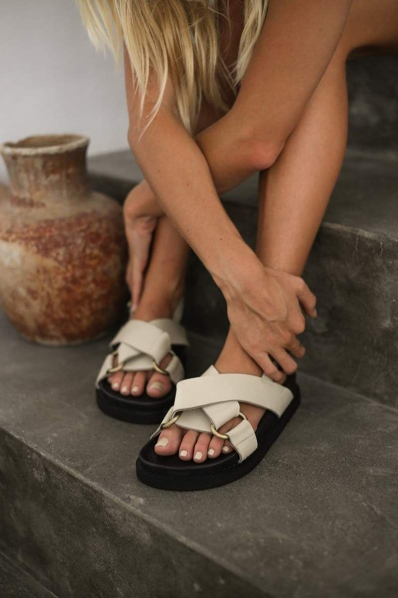 THE ALILA SANDAL BONE