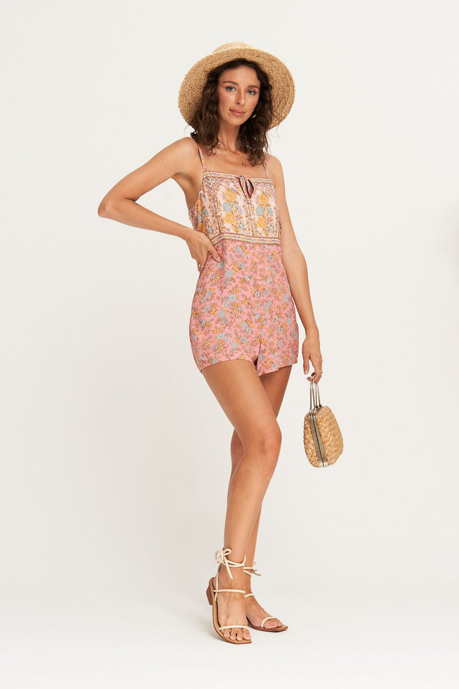 HONEY ROMPER ROSÉ