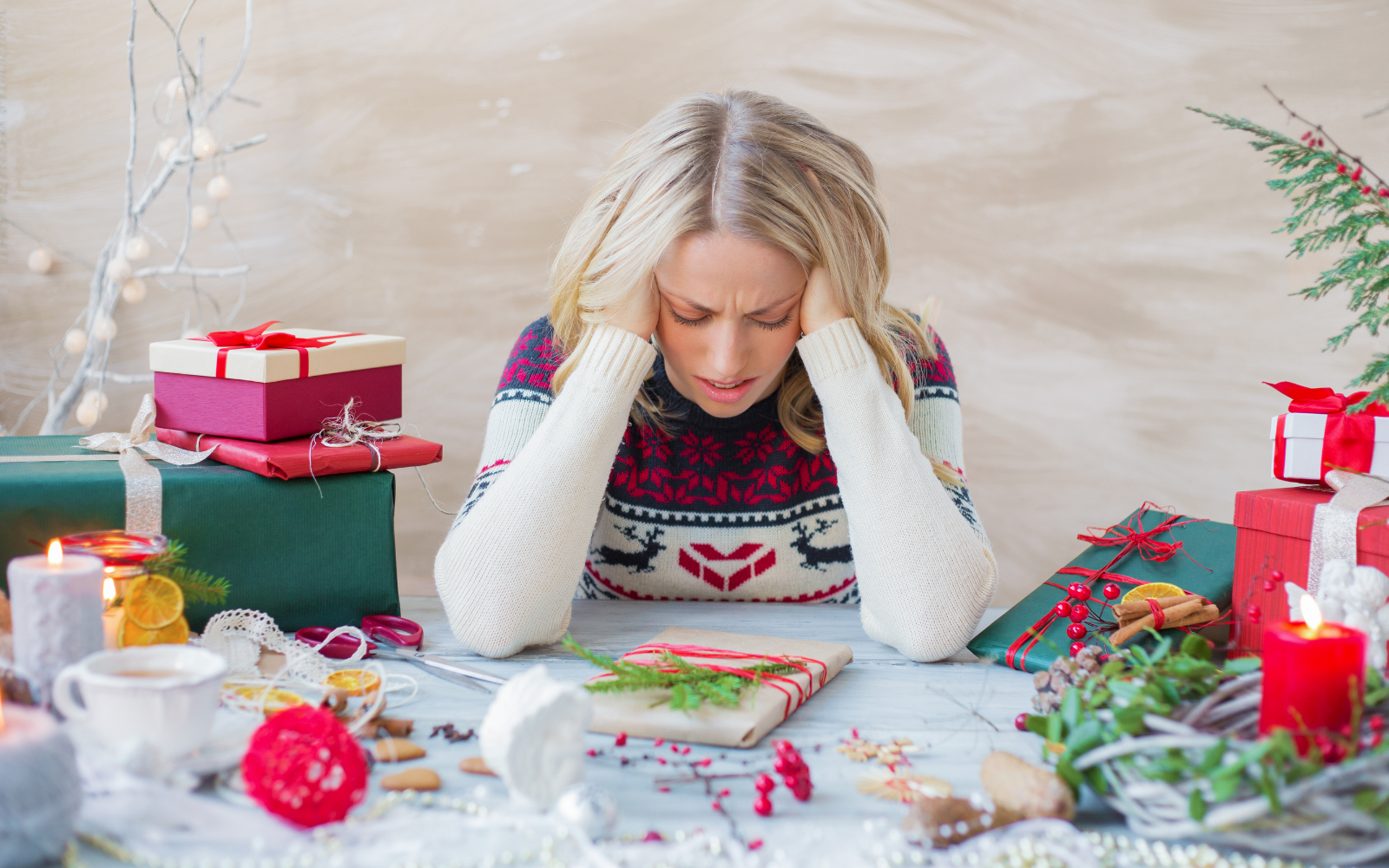 Five Hacks to De-Stress this Season