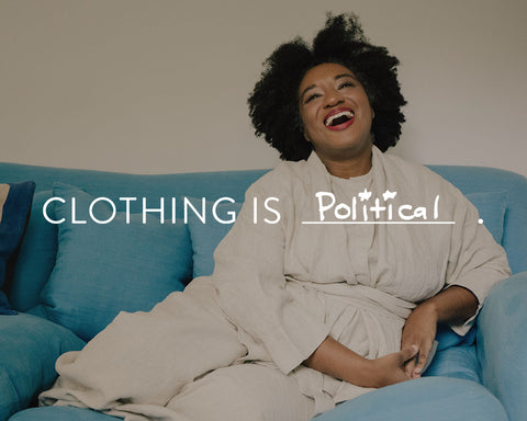 Clothing Is Political: Aja Barber
