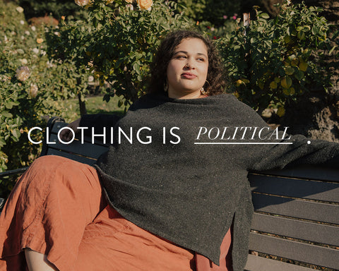 Clothing Is Political: Bea Trumann