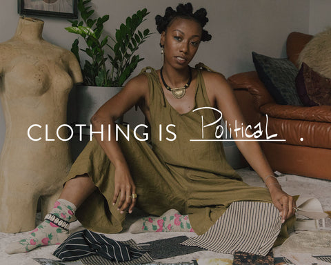 Clothing Is Political: Dominique Drakeford