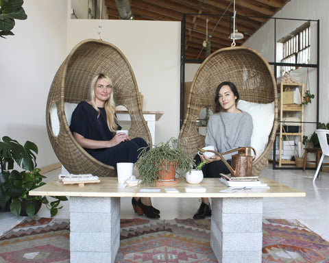 Our Muse: Lisa & Rebekka of Earthen