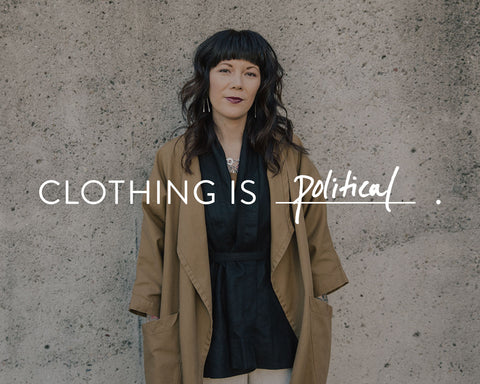 Clothing Is Political: Emi Ito