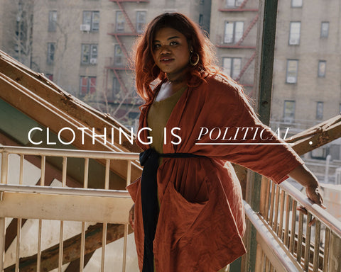 Clothing Is Political: Jari Jones