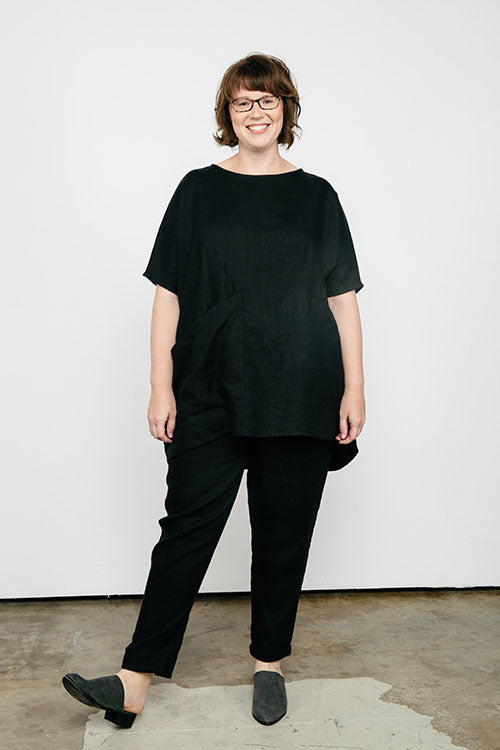 HOVER2_[a href=|/collections/signature/products/harper-tunic-linen|]Harper Tunic [Black Midweight Linen / OS Plus][/a] + [a href=|/collections/signature/products/tilda-pant-linen|]Tilda Pant [Black Midweight Linen / X-Large Tall][/a]