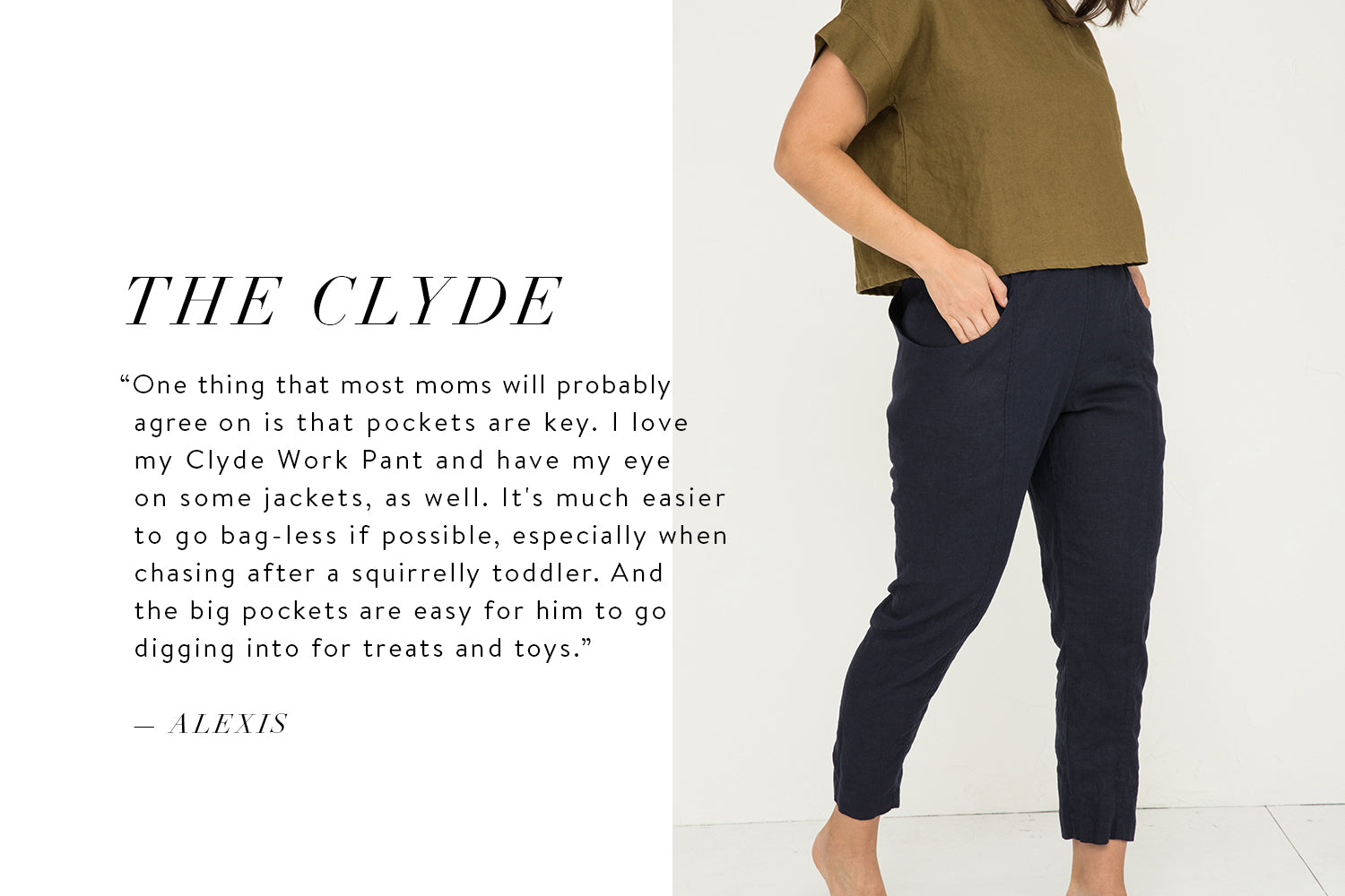 37cea1a788 Indestructible Clyde Work Pants are absolutely perfect for all the  preschooler adventures! They are my essential mom pants! — BMB