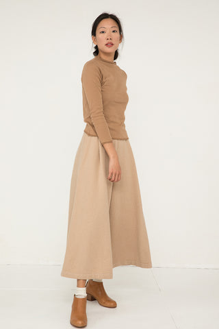 Andy Palazzo in Lightweight Wool Fawn - Chung-XXS Regular