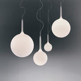 Castore Suspension Extended Artemide Luminaire