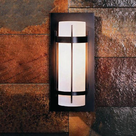 Banded Outdoor Lighting from Hubbardton Forge