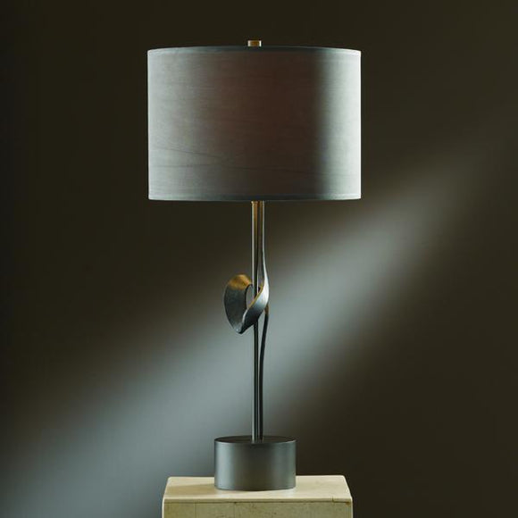 Gallery Single Twist Table Lamp from Hubbardton Forge