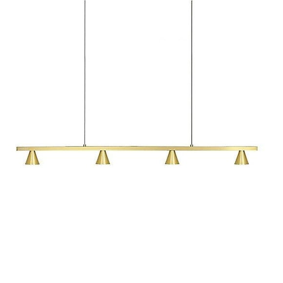 Dune Linear Lighting Fixture from Kuzco
