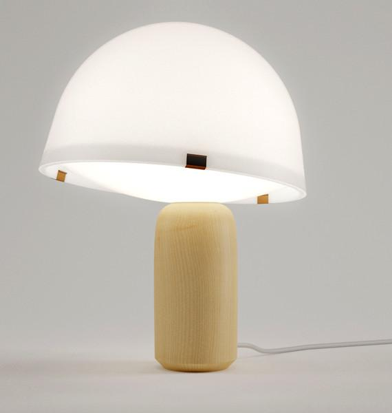 Kokeshi Table Lamp Light from Vertigo Bird
