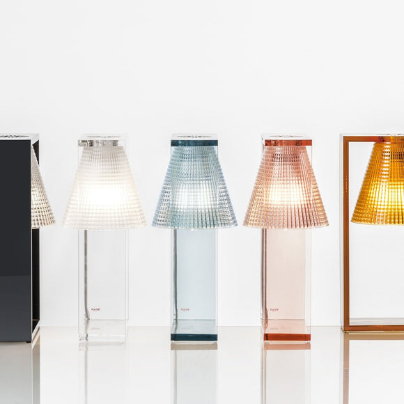 Light-Air Lampe de Table Kartell