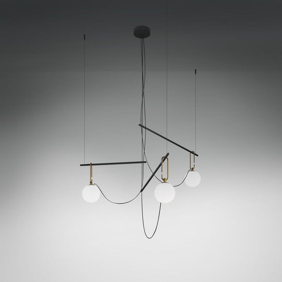 NH S3 Suspension Artemide Lighting