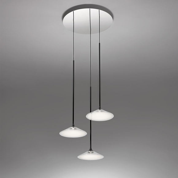 Orsa Suspension Chandelier Artemide Luminaire