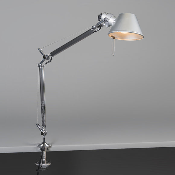 Tolomeo Micro Fixation Pince Lampe de Table