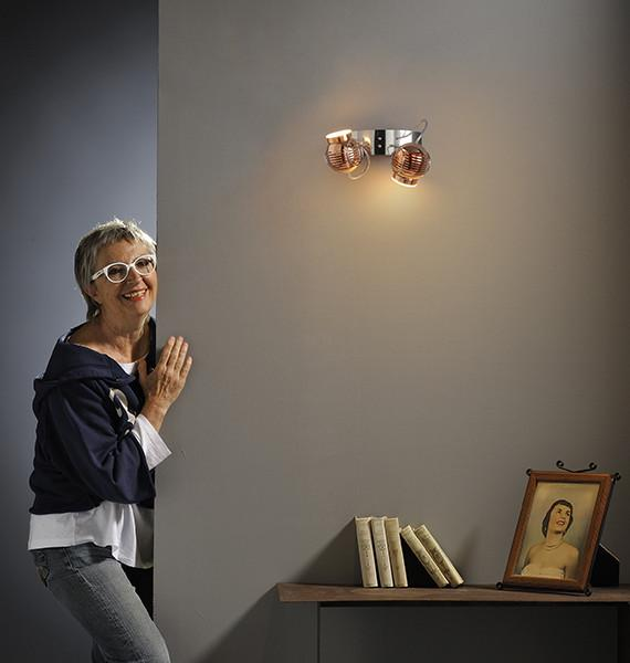 Neu XL 002 Wall Sconce from Lucifero
