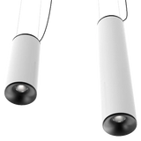 Produits Architecturaux - Suspension - Silo Duo - Arancia Lighting