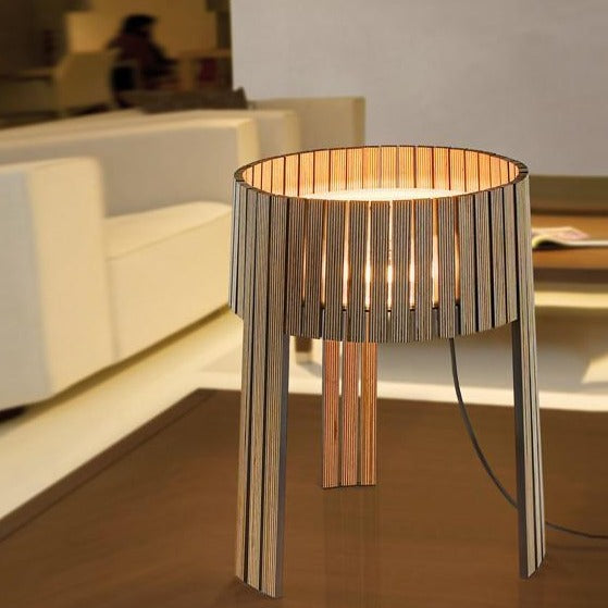 Shio Table Lamp from Arturo Alvarez