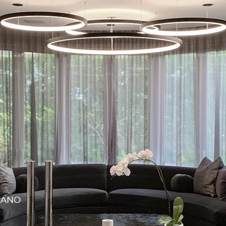 Produits Architecturaux - Suspension - Toro - Arancia Lighting