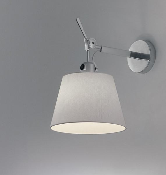Tolomeo Wall With Shade 10 inches