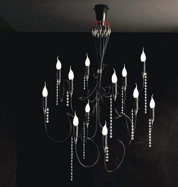 Toqui Pendant Light from Lucifero