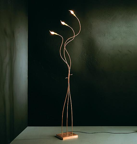 Tribal Floor Lamp Lighting from Lucifero