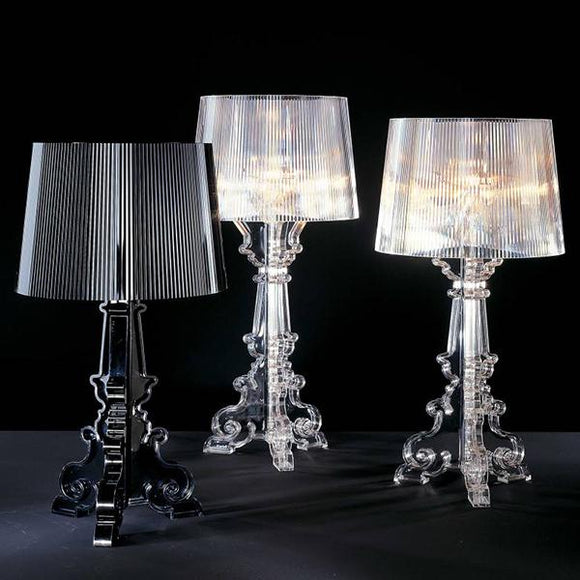 Bourgie Table Light Lamp Kartell