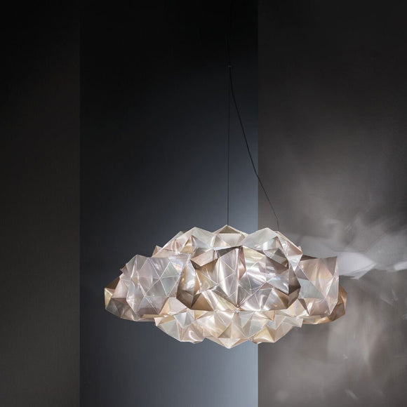 Drusa Pendant Light from Slamp