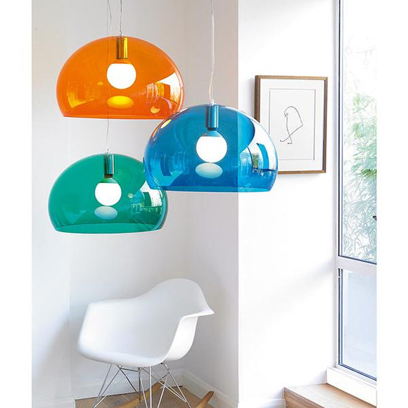 Fly Pendant Light Kartell Lighting