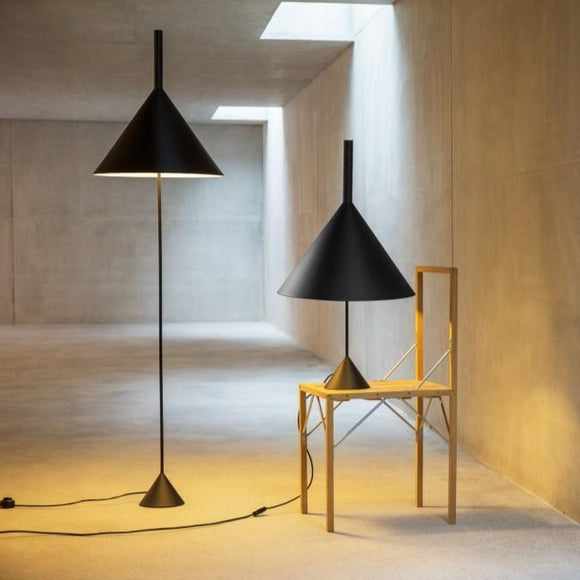 Funnel Floor Lamp Light from Vertigo Bird